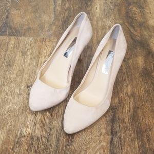 Inc Zitah5 Pointed-Toe Heels 513, Blush   Classic